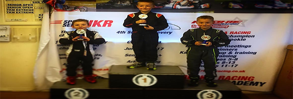 Budding Bambinos - Want to be a racing driver?#read more